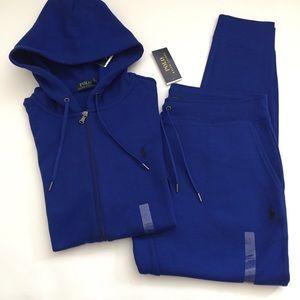 Polo Ralph Lauren Hoodie and Sweatpants Set